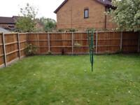 J Woods Hedge Cutting & Fencing