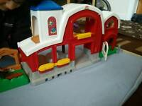 Farm house toy fisher price