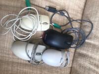 4 Computer Mice