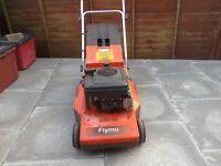 Flymo petrol lawnmower 420 GL.