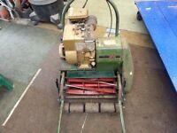 "Webb 14"" cylinder mower"