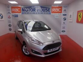 Ford Fiesta ZETEC(ONLY 19000 MILES) FREE MOT'S AS LONG AS YOU OWN THE CAR!!! (silver) 2015