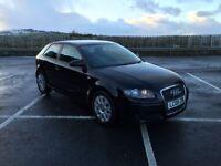 2008 Audi A3 1.9 TDI ** NEW CLUTCH & FLYWHEEL / £30 TAX PER YEAR ** (a4,golf,passat,jetta,leon)