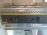 Catering equipment, gas Griddle , gas fryer