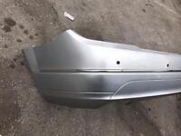 Mercedes Benz w204 c200 c220 c250 pre facelift rear bumper not AMG NOT C63