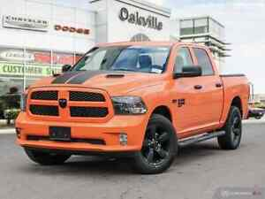 2019 Ram 1500 Classic Ignition Orange Sport Pkg