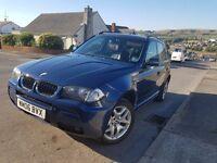 BMW X3 M sport 2006