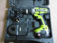 worx 14.4v cordless drill