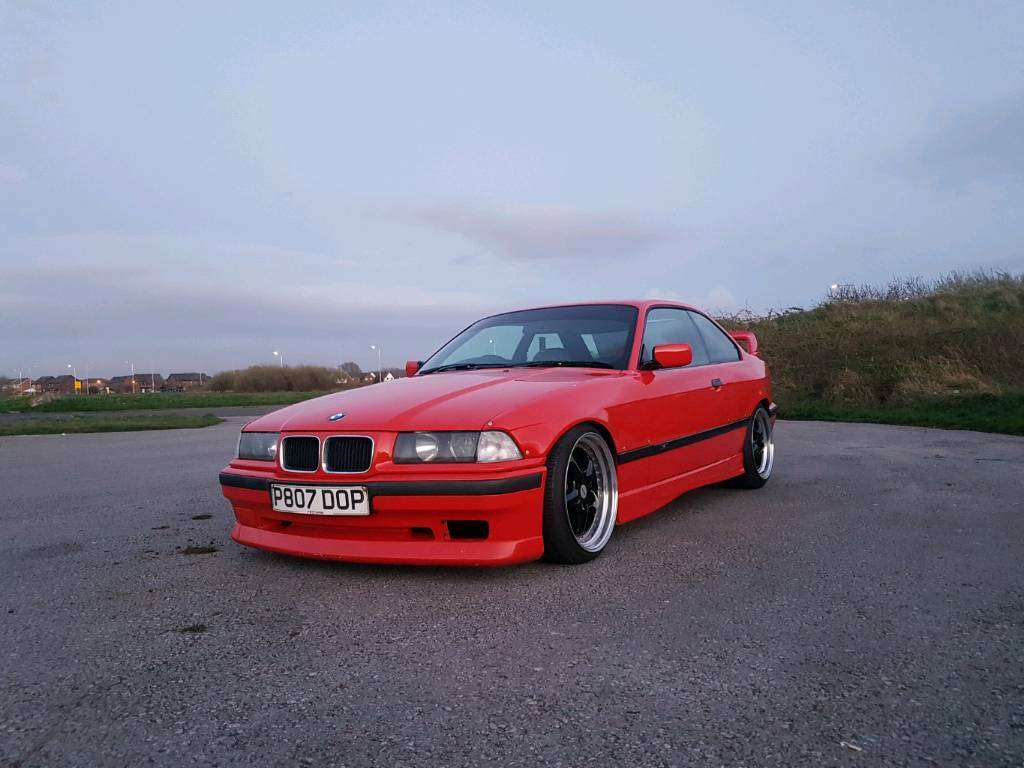 Bmw E36 318is Coupe In Wirral Merseyside Gumtree