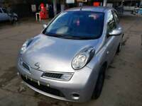 CHEAP NISSAN MICRA 2008 1.2 LOW MILEAGE FOR QUICK SALE