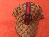 Gucci style cap