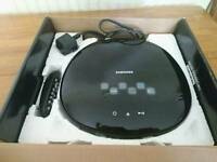 Samsung Beautiful Black DVD player