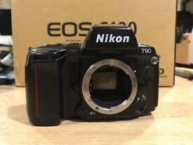 Nikon F90 camera body only