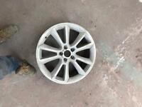 """Vxr 19"""" alloy wheel"""
