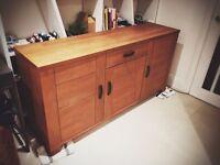 Solid Oak Sideboard (Originally £500 from Furniture Village)