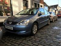 2005 Honda Civic 1.6 se