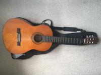Yamaha G-231 II nylon strung classical acoustic guitar