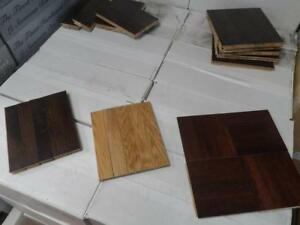 Parquet flooring .50 cents square foot