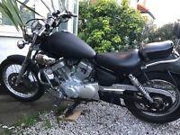 Yamaha virago 125 cc similar to dragstar intruder and shadow 125cc