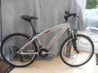 ADULTS QUALITY SARACEN TEAM ELIT JUMP STYLE SUSPENSION MOUNTAIN BIKE IN GOOD CONDITION