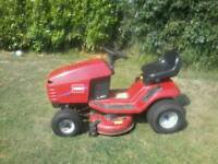 Toro ride on mower in excellent condition