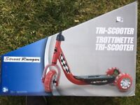 Tri-Scooter