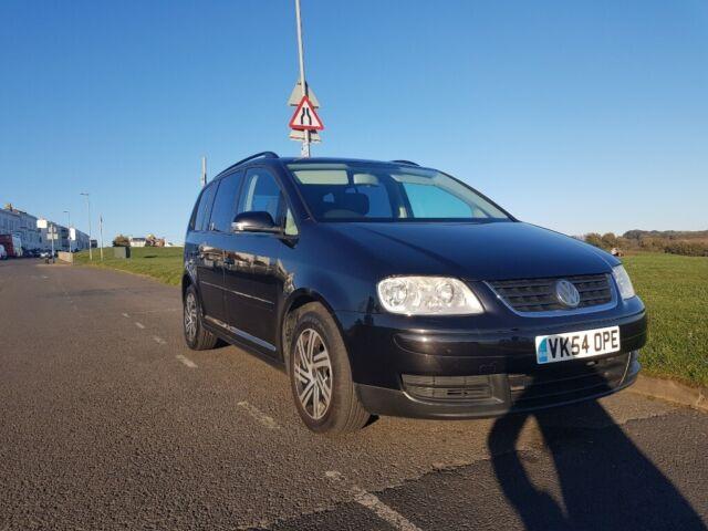 2004 VW Touran 1 9tdi 7 Seater    in Hastings, East Sussex   Gumtree