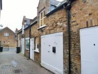 Split Level Mews Workshop/Office To Let In North Finchley / Cheap Rent / 2 Floors