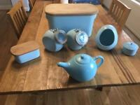 Kitchen ware (Duck Egg Blue)