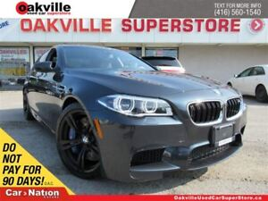 2015 BMW M5 TECH & EXEC PACK | HUD | LEATHER | NAVI | SUNROOF