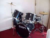 Drum kit - ideal beginner