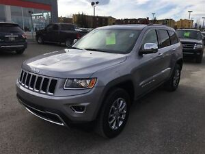 2016 Jeep Grand Cherokee Limited-SUNROOF, REMOTE START