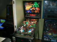 Creature From The Black Lagoon Pinball Machine - In Excellent Condition and Fully Refurbished
