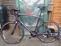Specialized Roubaix SL4 61cm Full carbon Charcoal grey. Beautiful bike. Quick sale. £900 ono