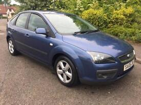 2006 Ford Focus 1.6 Zetec Cheap Automatic! MOT February 2019! Only 73,000 Miles!