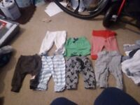 Baby clothes can do bundles 0-3 plus got loads more of character baby grows pics on request