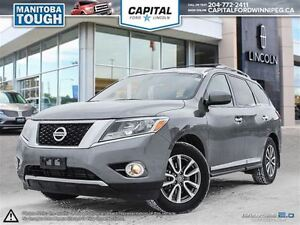 2015 Nissan Pathfinder 4WD **Heated Seats-Rear Cam-Bluetooth**