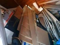 Free cardboard packing boxes