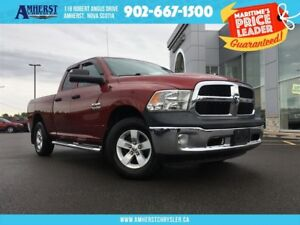 2014 Ram 1500 ST V6 1 OWNER/LOCAL TRADE