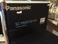 Panasonic Hifi (model SC-PMX70B)