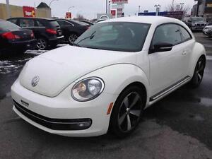 2012 Volkswagen Beetle TURBO CUIR NAVI JAMAIS ACCIDENTÉ
