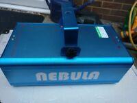 Equinox Nebula Lazer Light & case