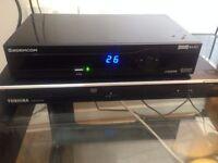 SAGECOM FREEVIEW + HD TV RECIEVER