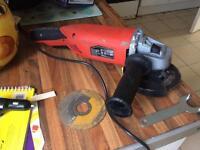 Clarke 4 1/2 inch angle grinder
