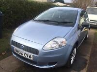 Fiat Punto active, 2006 1.2l