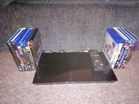 Sony 3D bluray player with 12 3d bluray movies