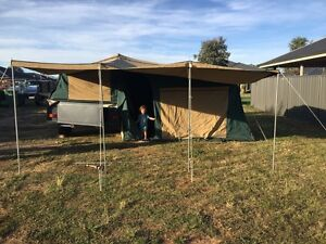 Camper trailer Thurgoona Albury Area Preview