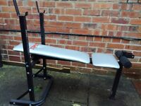 York benchpress-bench