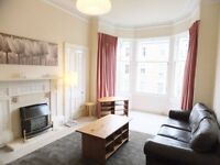 2 bedroom fully furnished second floor flat to rent on Comiston Road, Morningside , Edinburgh