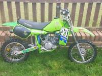 Kawasaki KX 60 kids motorbike dirt bike motocross